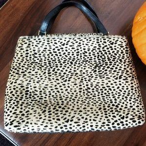 Kate Spade Animal Print Handbag